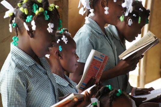Reading in unison