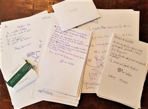 pen pal letters 2020